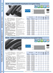 Nylon hose and hose connectors
