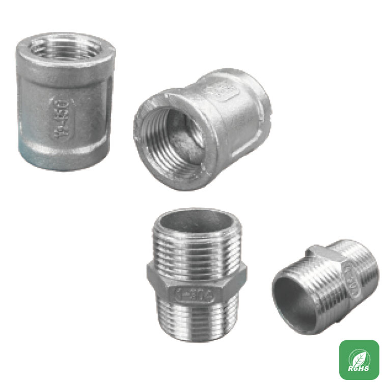 RCCN Threaded Fittings DNL