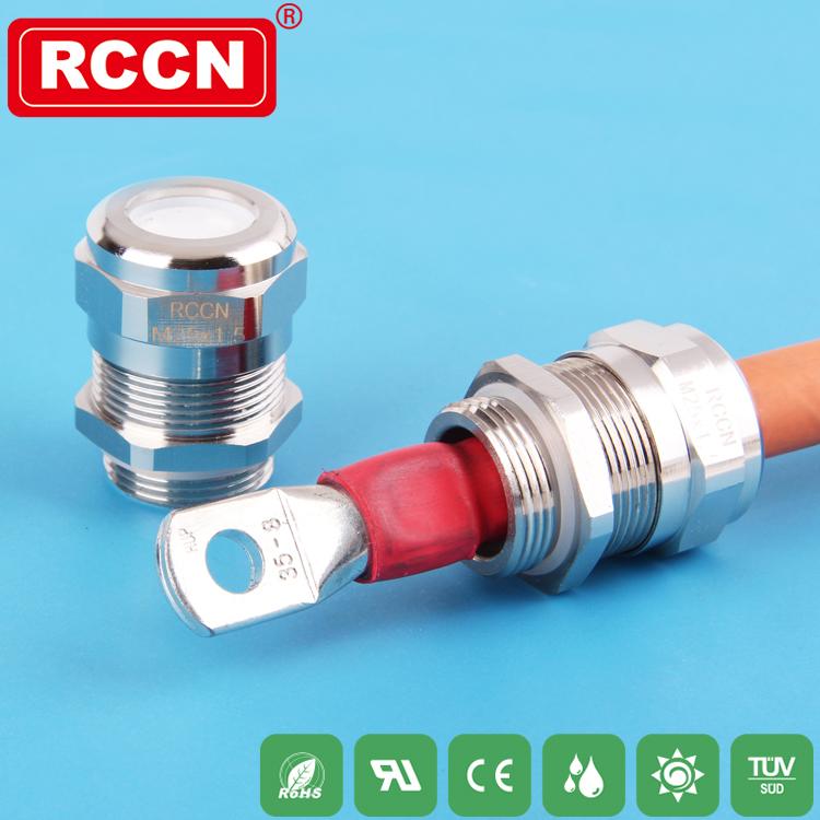 BSM-EMC Brass Cable Gland