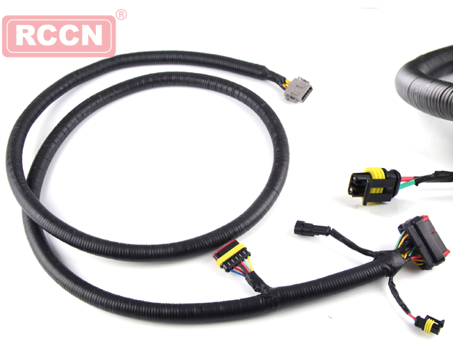 Awesome Automotive Wiring Harness Is The Network Main Body Of Automotive Wiring 101 Carnhateforg