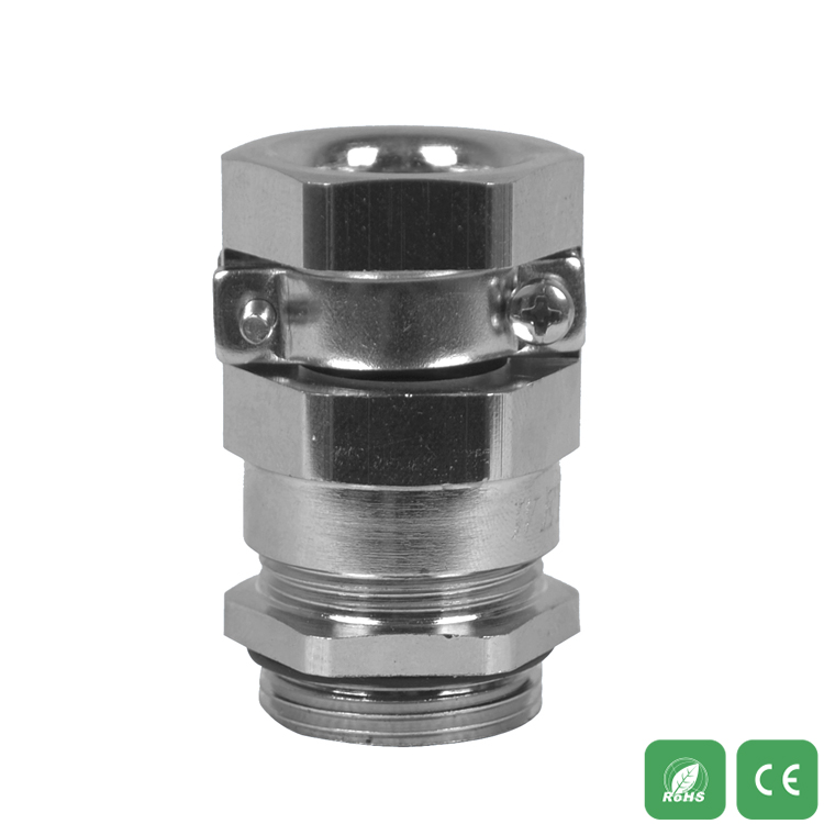 Double lock stainless steel cable connector  MSSM
