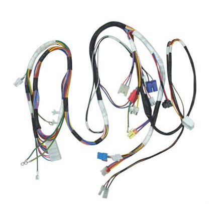 Automotive wiring harness processing ultrasonic welding precautions