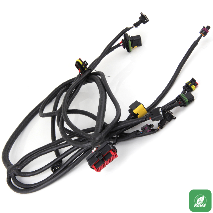 Low voltage system harness