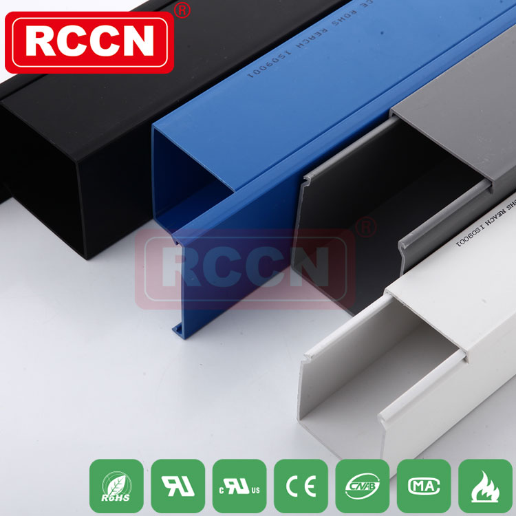 RCCN Solid Wiring Duct SDR