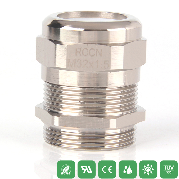 BSM  Metal cable waterproof connector