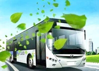 National key cities will use new energy buses in 2020