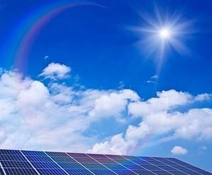 The global installed capacity of photovoltaics will go out of the trough and move forward.
