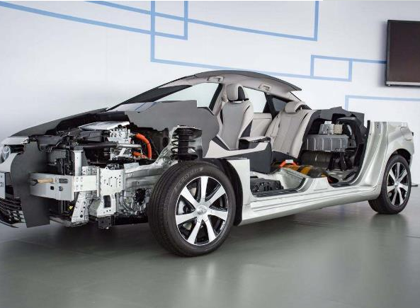 Hydrogen fuel cell vehicle commercialization