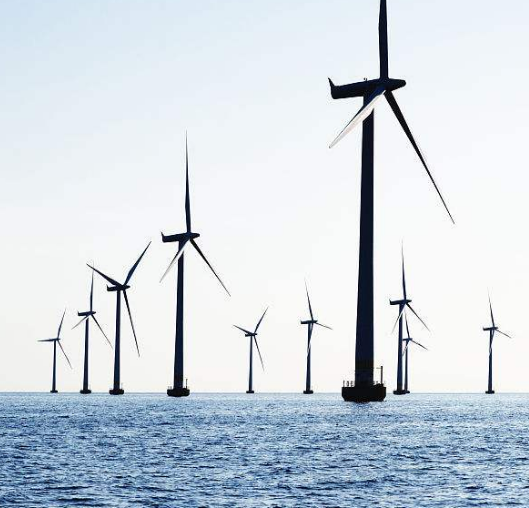 Italy's first offshore wind power project leads the