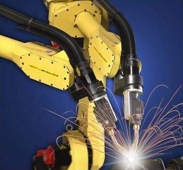 Intelligent manufacturing air outlets are frequent, industrial robots become a force point