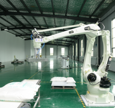 Talking about the development of industrial robot integration supplier