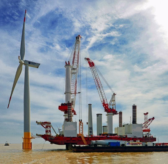 US offshore wind power finally welcomes new development