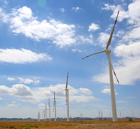 How to make the wind power industry stronger