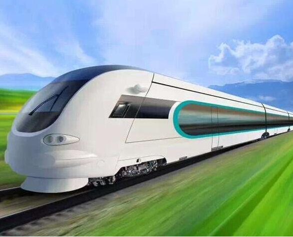 China's high-speed rail carries four advantages to