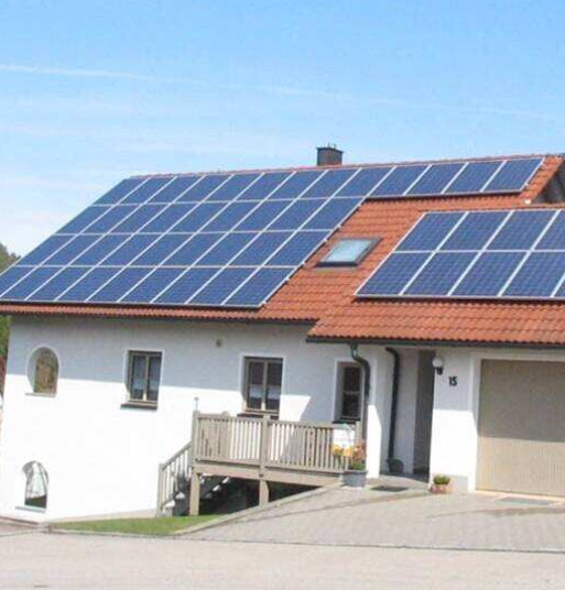Photovoltaic power generation, like air conditioning, has become a daily household appliance.