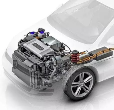 Where is the breakpoint of hydrogen fuel cells for vehicles?
