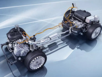 New energy vehicles impact the traditional supply chain, how do the parts giants respond?