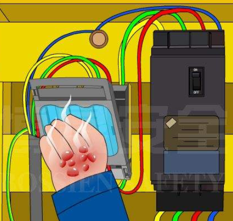 Causes and preventive measures for electrical misoperation