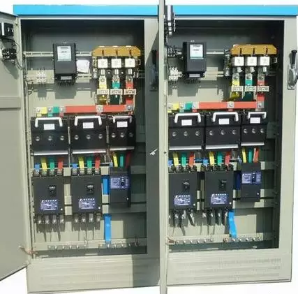 Power distribution cabinet installation method and precautions