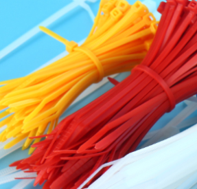 What should be paid attention to in the production of nylon cable ties