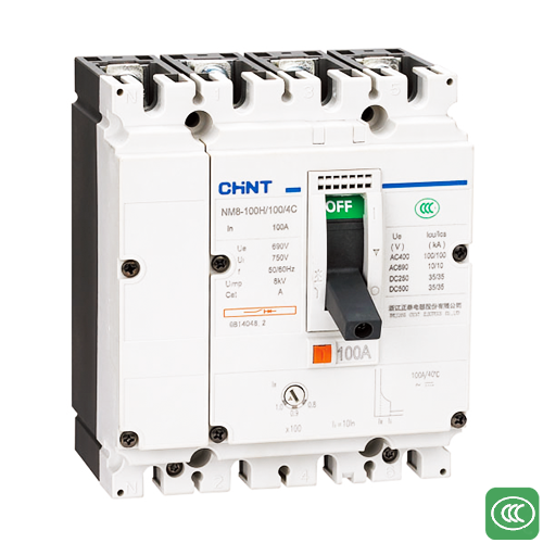 NM8 NM8S series molded case circuit breaker