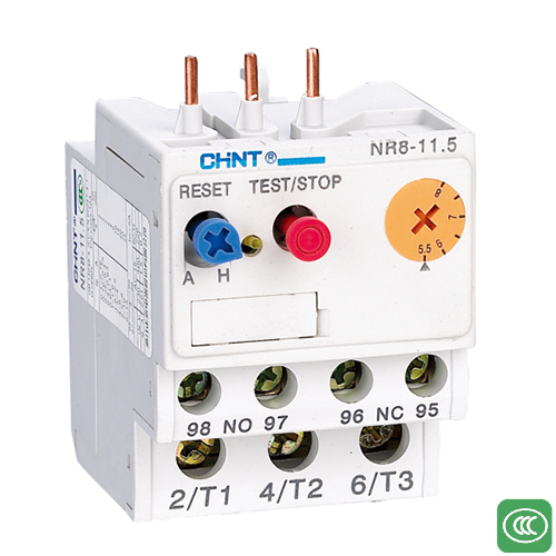 NR8 Series Thermal Overload Relay