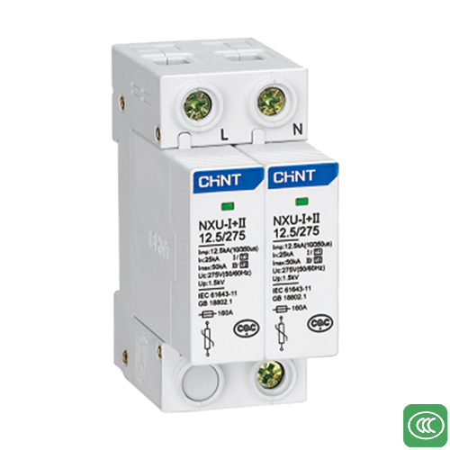 NXU-I+II surge protection