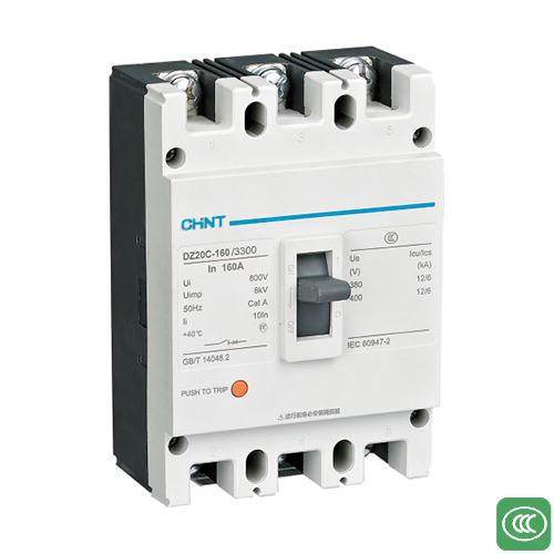 DZ20 series plastic case circuit breaker