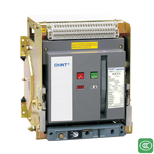 NH1 series isolating switch