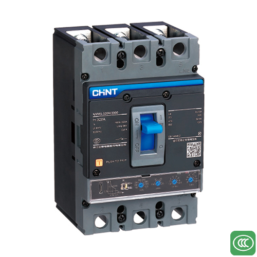 NXMS series electronic molded case circuit breaker