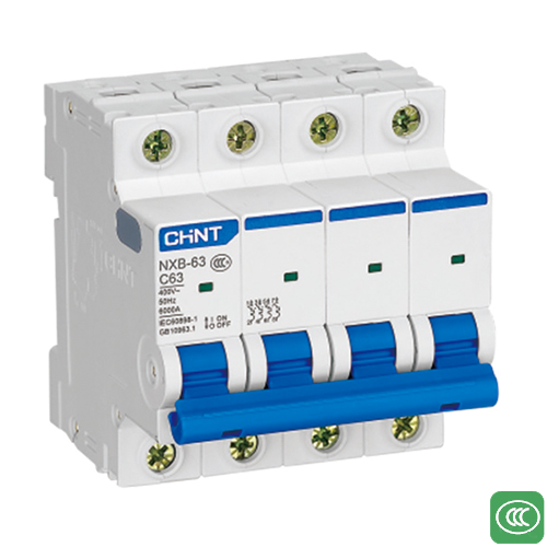 NXB-63 miniature circuit breaker