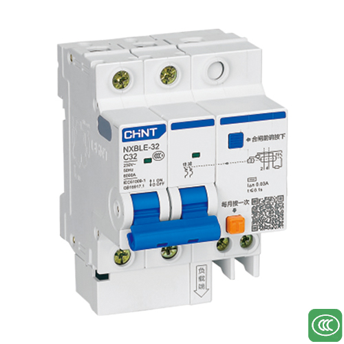 NXBLE-32 Residual current operated circuit breaker
