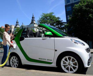 UK imitates Chinese electric vehicle promotion policy
