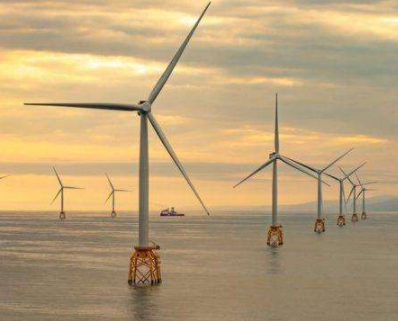 Global floating offshore wind power installed capacity will grow by 296 MW in the next 4 years