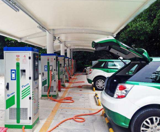 New energy vehicle charging piles become the key direction of the country's new infrastructure