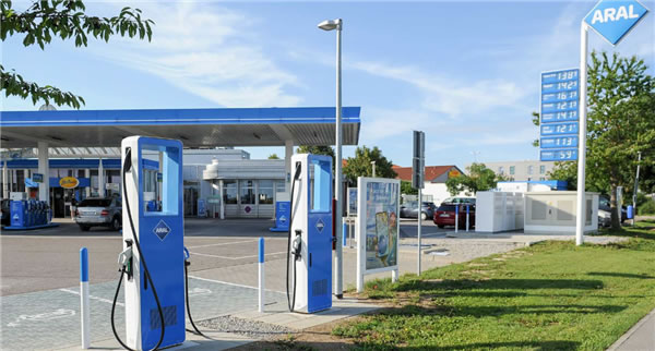 Germany spends 19.4 billion yuan! Install charging piles at gas stations